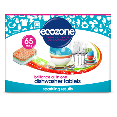 Dishwasher Tablets Plastic Free