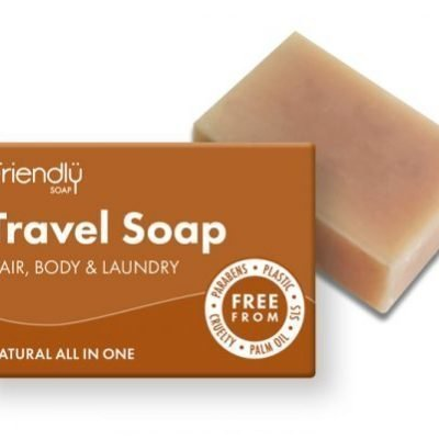 multi use travel soap