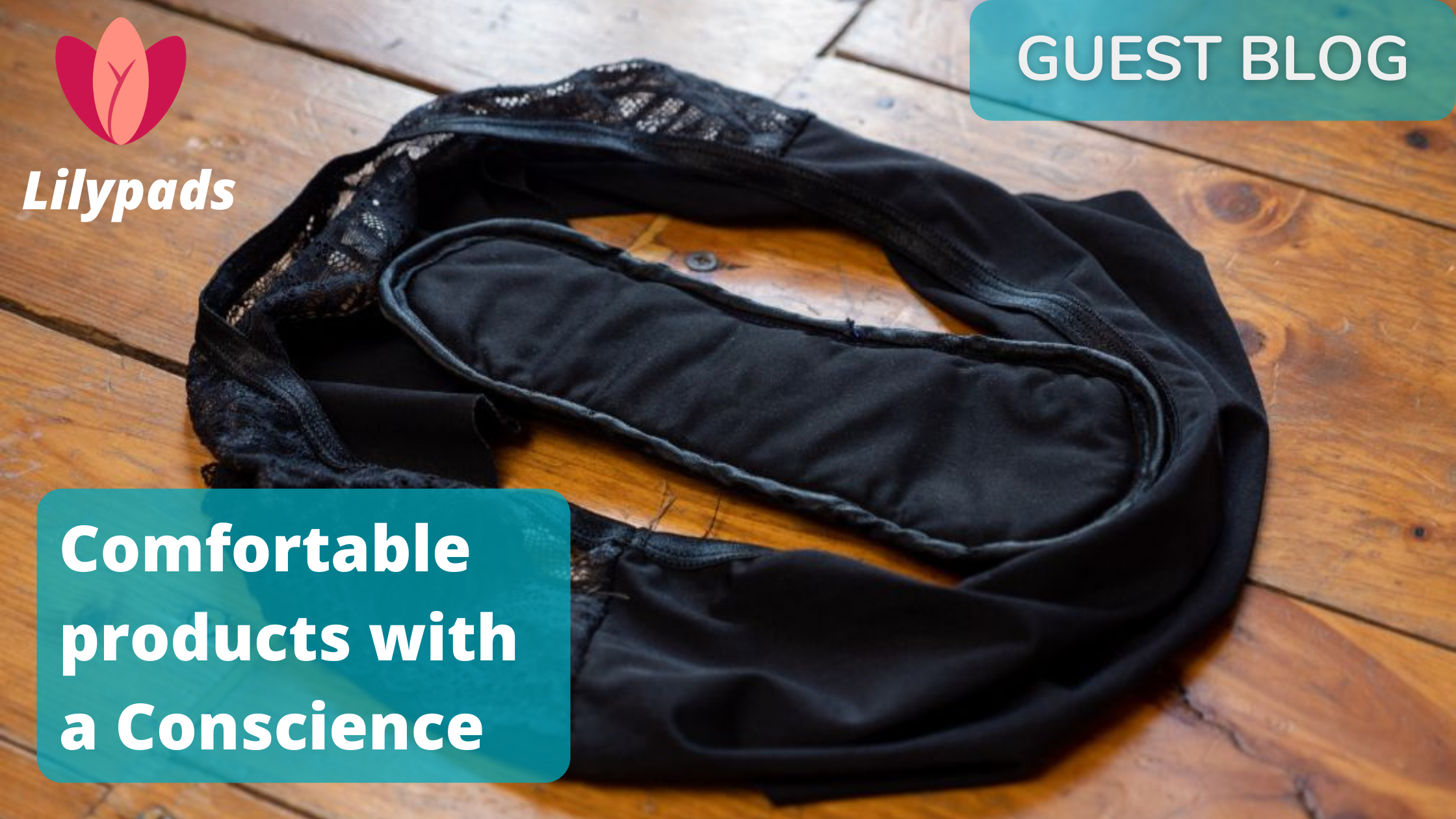 lilypads period pants