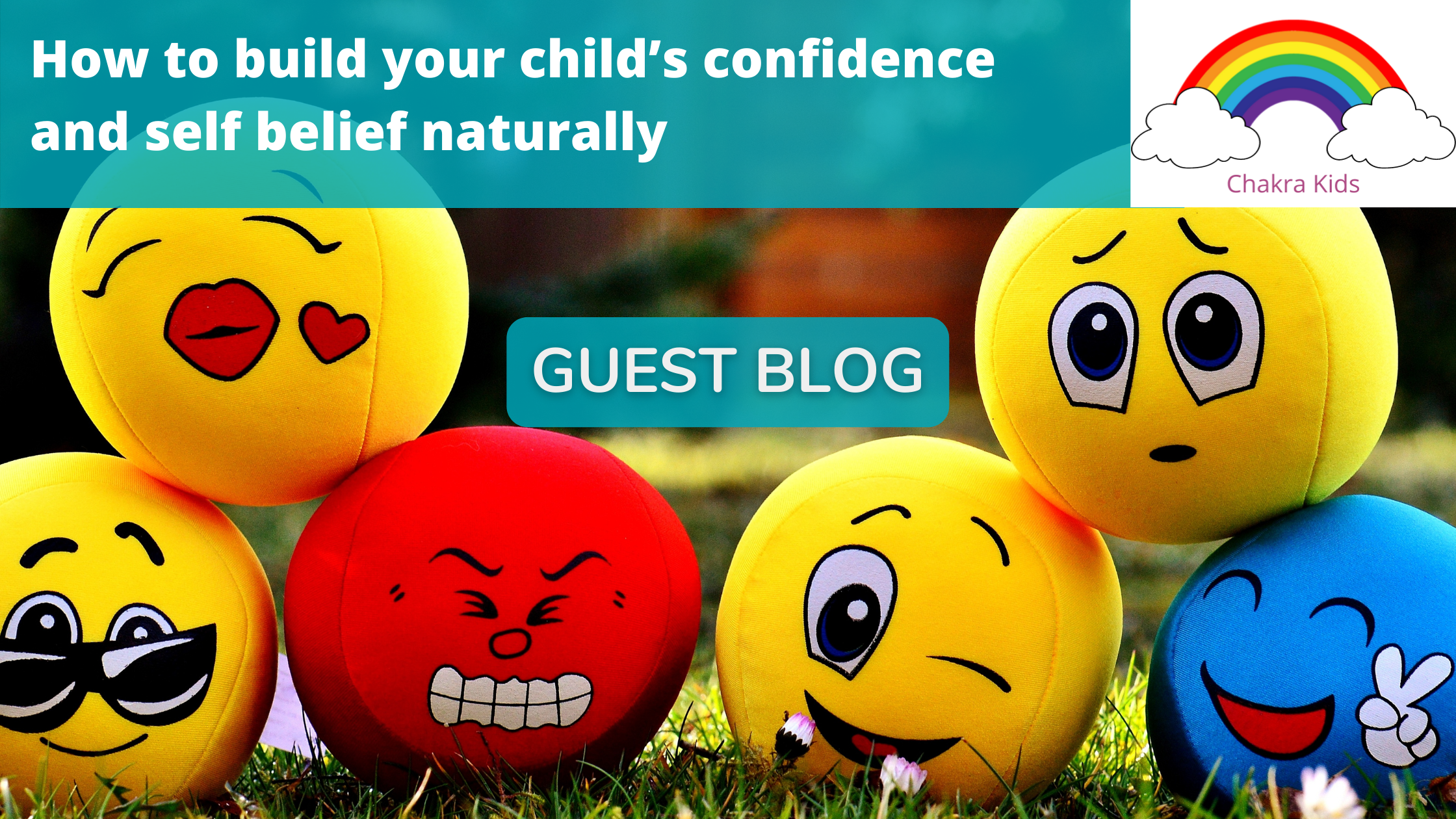 blog on self confidence in chidren